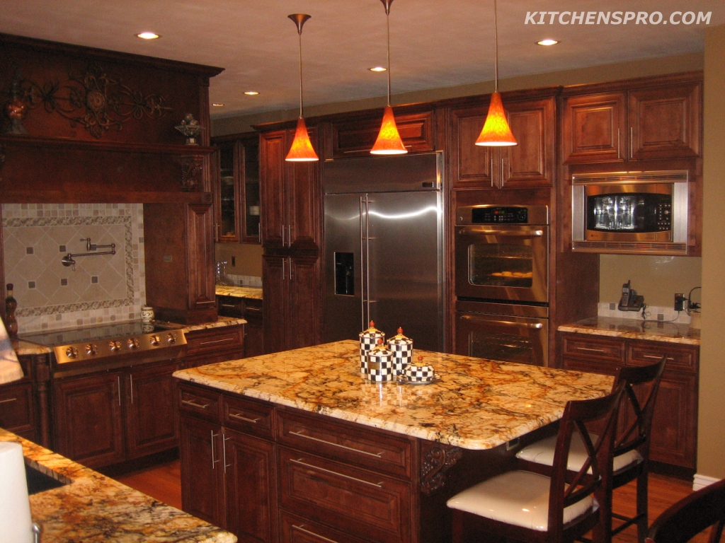Rta kitchen cabinets design 5 discount on all wood for Cheap rta kitchen cabinets