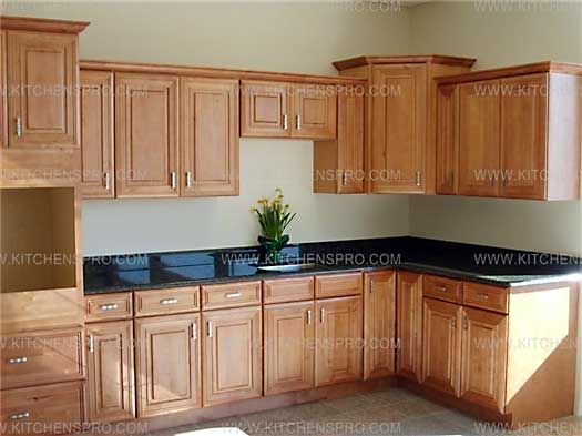 honey oak kitchen cabinets update maple stained park avenue