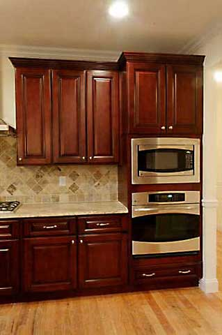 Macchiato Maple Kitchen Cabinets And Bathroom Vanities